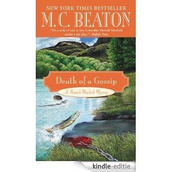 Death of a Gossip (A Hamish Macbeth Mystery Book 1) (English Edition) [Kindle-editie]