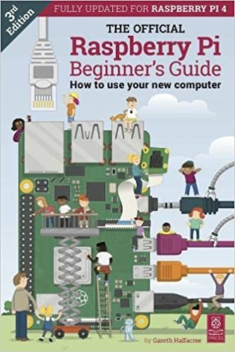 Halfacre, G: Official Raspberry Pi Beginner's Guide