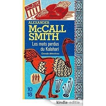 Les mots perdus du Kalahari (Grands détectives) [Kindle-editie]