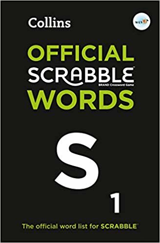 Collins Official Scrabble Words: The official, comprehensive word list for Scrabble™