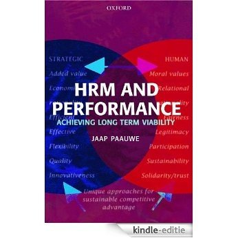 HRM and Performance: Achieving Long Term Viability [Print Replica] [Kindle-editie]
