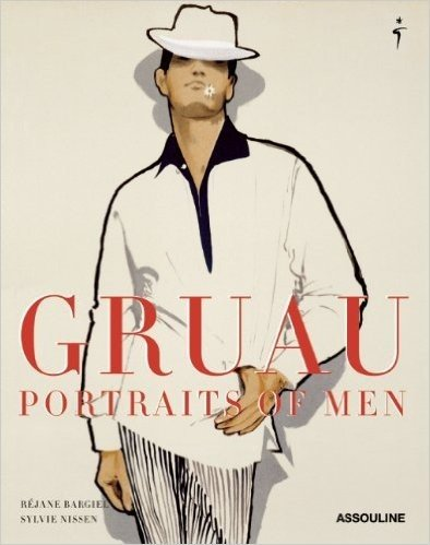 Rene Gruau: Portraits of Men