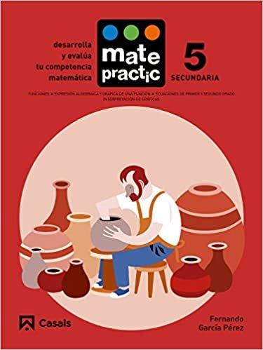 Cuaderno Matepractic 5 Secundaria (Matepractic castellano España, Band 23)