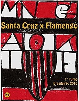 Santa Cruz x Flamengo: Brasileirão 2016/1º Turno (Campanha do Clube de Regatas do Flamengo no Campeonato Brasileiro 2016 Série A Livro 10)
