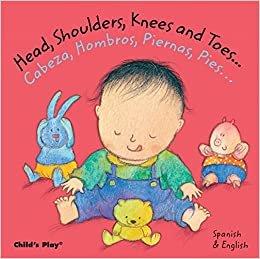 Head, Shoulders, Knees and Toes/Cabeza, Hombros, Piernas, Pies