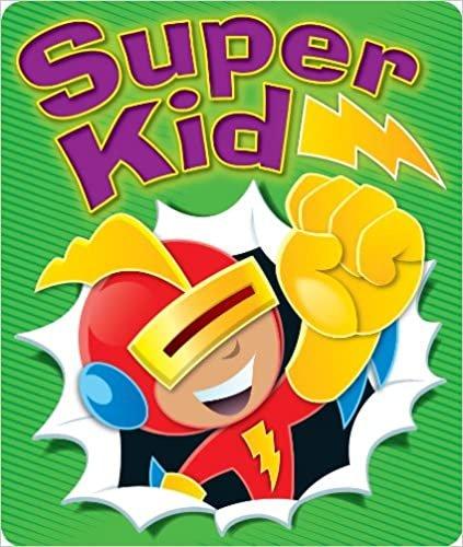 Super Kid Motivational Stickers Carson-Dellosa Publishing