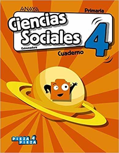 Ciencias Sociales 4. Cuaderno. (Pieza a Pieza)