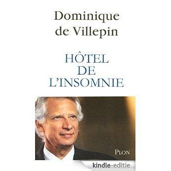 Hôtel de l'insomnie [Kindle-editie]