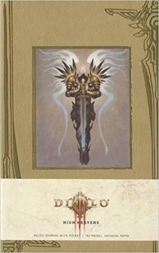 DIABLO HIGH HEAVENS HARDCOVER RULED JOURNAL (LARGE) (Insights Journals)