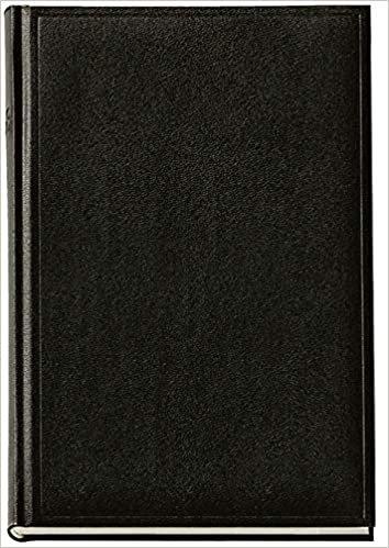 Praxistimer Balaton schwarz 2021: Hochwertiger, großer Buchkalender. Din A4. 1 Tag 1 Seite.