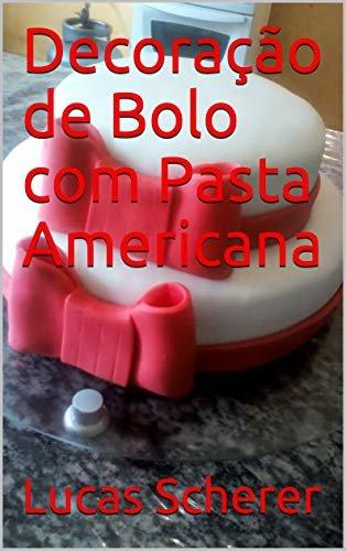 Decoração de Bolo com Pasta Americana