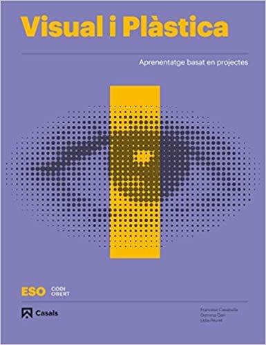 Visual i Plàstica I ESO 2020 (Codi obert)