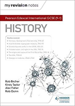My Revision Notes: Pearson Edexcel International GCSE (9–1) History (English Edition)