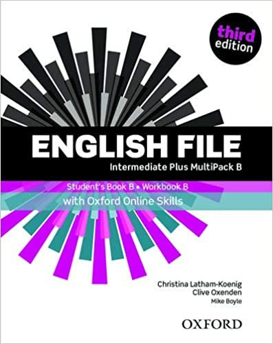 English File: Intermediate Plus: Student's Book/Workbook MultiPack B with Oxford Online Skills