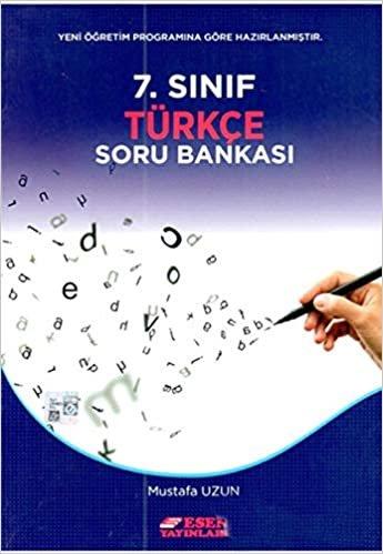 Esen 7. Sınıf Türkçe Soru Bankası Yeni