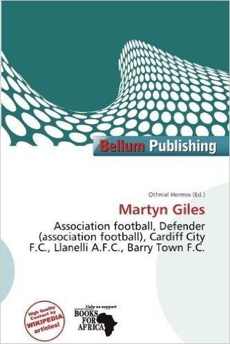 Martyn Giles