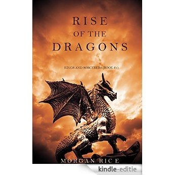 Rise of the Dragons (Kings and Sorcerers--Book 1) (English Edition) [Kindle-editie]