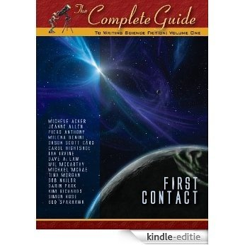 Complete Guide to Writing Science Fiction [Kindle-editie]
