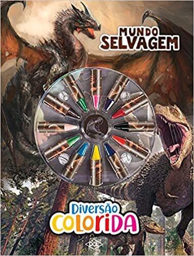 Cores - Dinossauros e Dragoes