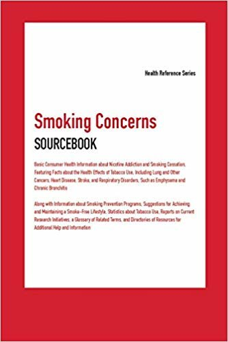 Smoking Concerns Sourcebook (Health Reference Series) descargar