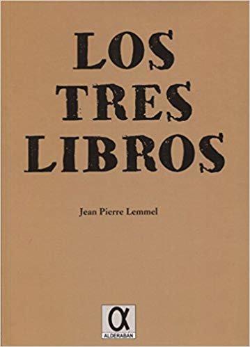 Los tres libros