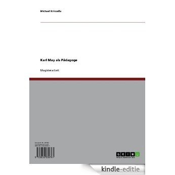 Karl May als Pädagoge [Kindle-editie]