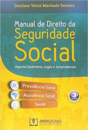 Manual de Direito da Seguridade Social