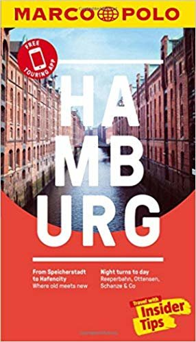 Hamburg Marco Polo Pocket Travel Guide 2019 - with pull out map (Marco Polo Travel Guides)