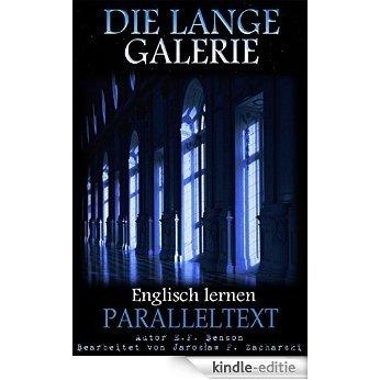 Die Lange Galerie: Kurzgeschichte auf Englisch (Geister Book 1) (English Edition) [Kindle-editie]