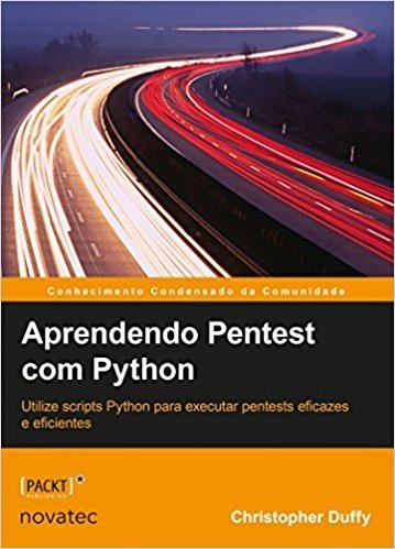 Aprendendo Pentest com Python