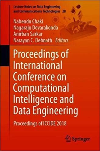 Proceedings of International Conference on Computational Intelligence and Data Engineering: Proceedings of ICCIDE 2018 (Lecture Notes on Data Engineering and Communications Technologies)