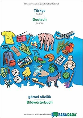 BABADADA, Türkçe - Deutsch, görsel sözlük - Bildwörterbuch