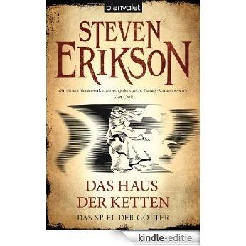 Das Spiel der Götter (7): Das Haus der Ketten (German Edition) [Kindle-editie]