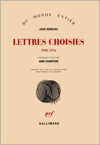 Lettres choisies 1940-1956