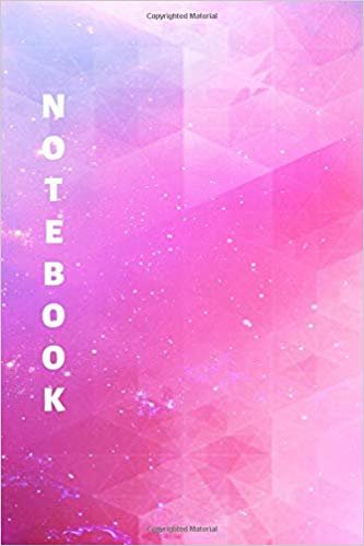 Notebook: Lined Notebook & Journal for Writing (100 pages, College Ruled, 6 x 9 inches, Matte, Colorful Cover) || Classic Notebooks
