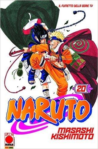 Naruto Il Mito 20 Seconda Ristampa