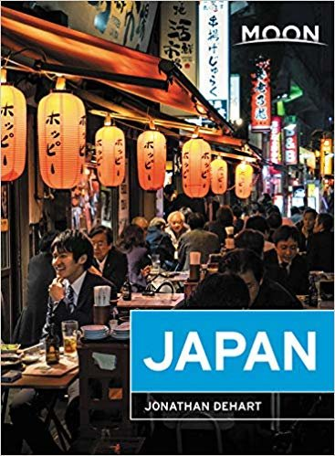 Moon Japan (First Edition) (Travel Guide)