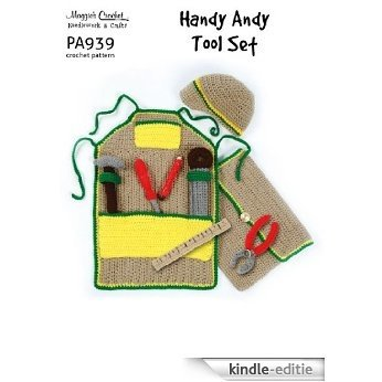 Crochet Pattern Handy Andy Tool Set PA939-R (English Edition) [Kindle-editie]