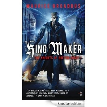 King Maker (The Knights of Breton Court Book 1) (English Edition) [Kindle-editie]