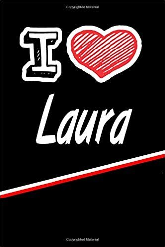 """I Love Laura: Blood Sugar Diet Diary journal log featuring 120 pages 6""""x9"""""""