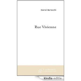 Rue Vivienne (Roman) [Kindle-editie]