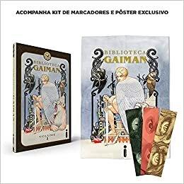 Biblioteca Gaiman - Volume 1 - Acompanha Kit de Marcadores e Pôster Exclusivo