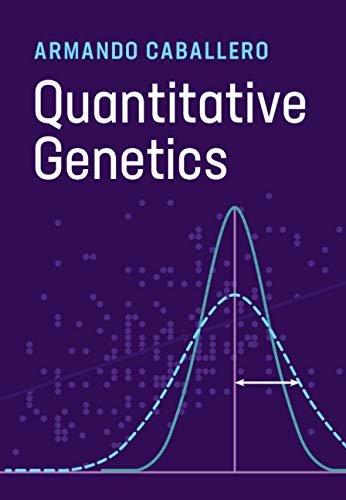 Quantitative Genetics (English Edition)