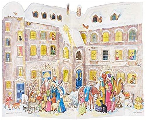 "Adventskalender ""An der Burg"": Papier-Adventskalender"