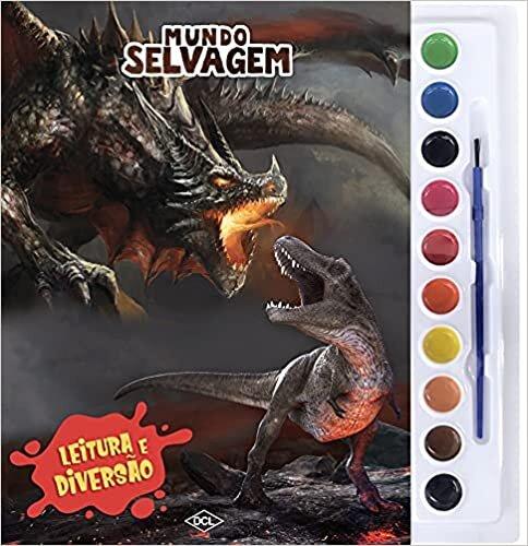 Aquarela - Dinossauros e Dragoes