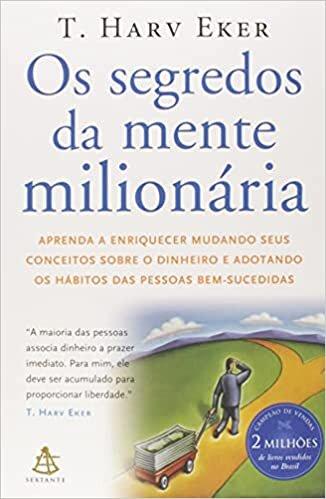 Kit Os Segredos Da Mente Milionária + Do Mil Ao Milhão