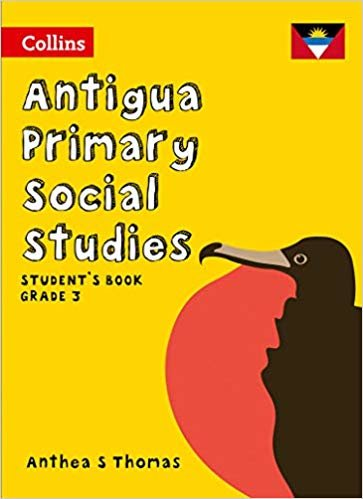 Collins Antigua Primary Social Studies – Student's Book Grade 3