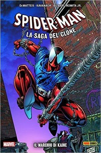Spider-Man La Saga Del Clone 4