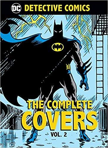 Detective Comics. The Complete Covers - Volumen 2
