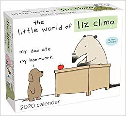 Little World Liz Climo 2020 Day-to Calen